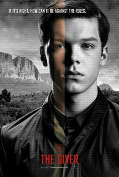 The Giver character posters