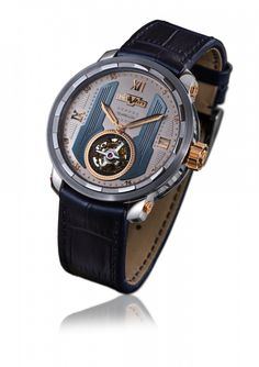#DeWitt Twenty-8-Eight Tourbillon, manually wound movement, white gold and titanium - T8.TH.015