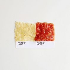 Pantone Foods - Chips/Salsa