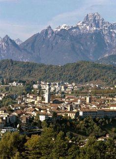 Belluno Dolomiti Veneto Italia