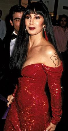 Happy 68th Birthday, Cher! See Her Signature Style Moments Here - 1991 - from InStyle.com