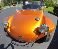 Meyers Manx Front End