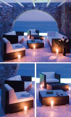 Angesagte Lounge Bellini | Diese Moderne Sitzgruppe überzeugt Mit Einem  Lounge Charakter Der Superlative.