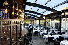 Le Ô Restaurant - Levallois-Perret sur le bord de Seine - Paris