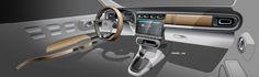 Design Development: Citroën C3 - Car Design News