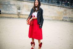 C'est incroyable! Paris Fashion Week