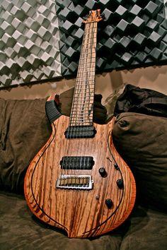 Custom 8 String