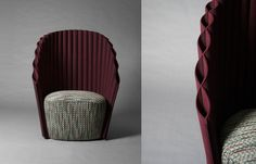 A roundup of the interior color trends for starting from Milan Design Week 2019 new colours and what will be cool next year - ITALIANBARK Milan Furniture, French Furniture, Cheap Furniture, Furniture Design, Furniture Removal, Furniture Online, Chair Design, Milan Design Week 2017, Color Trends 2018