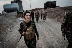 Kurdish political refugee; Danish citizen; high school drop-out; guerilla army fighter