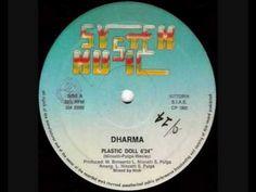 DHARMA - plastic doll  »instrumental«  (1982)