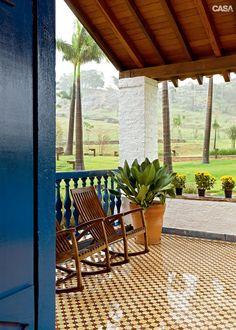 Reforma transforma tulha de café em uma linda sede de fazenda - Casa