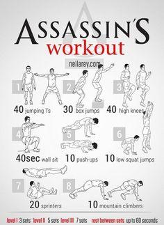 10 комплексов упражнений, которые сделают вас супергероем (Re.) («Health») | thePO.ST