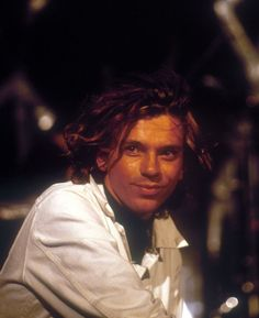 inxs michael hutchence | Michael Hutchence went on drug and alcohol fuelled rampage after row ...