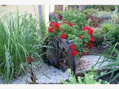 Deko von lulu Castle House, Wands, Diy, Gardening, Outdoor, Vintage, Garden, Wheels, Wood