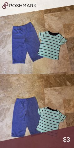 848feda7adf Little Boys Outfit Bundle Brands  Carters The Disney Store Size  6-9 Months