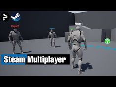 Steam Multiplayer - Advanced Steam Session - Unreal Engine - YouTube Content Tools, Unreal Engine, Engineering, Community, Youtube, Technology, Youtubers, Youtube Movies