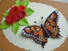 Papírvilág, butterfly