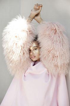 Shimma Marie, Yen Magazine, Natalie McKain, Black Fashion Models