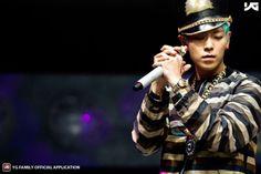 BIGBANG - YG On Air   ♪ BLUE TOP☺️
