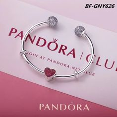 Now available in our store: pandora open bang...check it out here! http://www.charmsilvers.com/products/pandora-open-bangle-bracelet-with-1-love-charm?utm_campaign=social_autopilot&utm_source=pin&utm_medium=pin