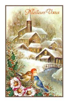 Cartes postales anciennes: Cartes postales anciennes Bonne année