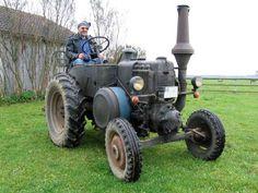 Lanz Bulldog Tractor 3506 - very rare !
