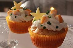 cupcakes salés gruyère surimi topping st môret