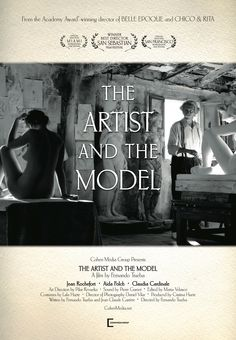 The Artist and the Model #inspiration #artist