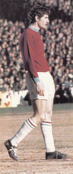 Circa Burnley playmaker Martin Dobson in action, at Turf Moor. Burnley Fc, Legends, Action, Football, Style, Soccer, Swag, Group Action, Futbol