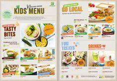 Kids Menu, Playground Ideas, Falafel, Custard, Pumpkin, Tasty, Fruit, Kids Lunch Menu, Chowder