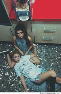 Bild über We Heart It #cute #fashion #fuck #girls #model #models #pretty #acidmood