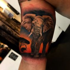 20 Powerful Africa Tattoos | Tattoodo.com