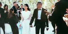 #fbf to the wedding to end all weddings; Kim Kardashian and Kanye West celebrated their 3rd wedding anniversary, and we at Roistudio are feeling inspired! Click the link in our bio to see how you can recreate this for your special day! (photos from E! News Online) .