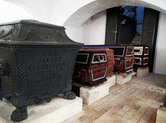 Sarcofaag van Carl August von Sachsen