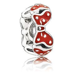 Minnie Mouse ''Minnie Bows'' Spacer by PANDORA