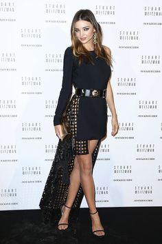 Miranda Kerr in Anthony Vaccarello x Versus SS15. Simply A.m.a.z.i.n.g