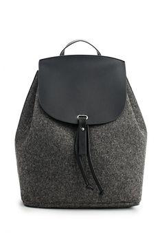 Рюкзак Mango 2917646, серый цвет