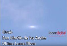Piedra OnLine: Vecino grabó ovnis en el cielo de San Martín de lo...