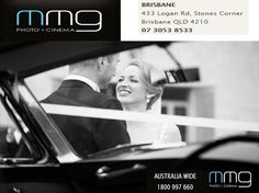 Do you want to remember your wedding day forever, and a great way to do this is by hiring wedding photographer. MMG Photo+Cinema is one of the best wedding photographers throughout Brisbane that capture natural images matching your style and budget. http://www.mmgphotocinema.com.au/melbourne/