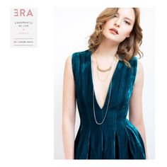 "Era Jewels by Chiara Nava - Fragments of LIfe Collection - ""Collana Maddalena "" - Passamaneria in ottone color oro antico / Pietra dure in acquamarine / catene in ottone color oro antico #era_jewels_by_chiara_nava #fragmentsoflife #collana #necklace #jewelsgram #jewelsoftheday #jewelsaddict #jewelry #jewelryaddict #jewelryohtheday #accessori #accessory #bijoux #l4l #like4like #photoofday #erajewelsbychiaranavapress #etabetapr…"