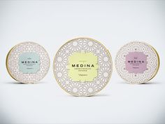 Packaging of the World: Creative Package Design Archive and Gallery: Medina Incense