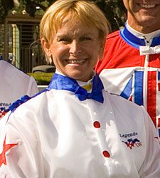 National Women's Hall of Fame Selects Jockey Julie Krone for induction. She has more than 3700 career wins and is the leading female Thoroughbred horse racing jockey of all time.
