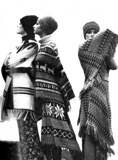 #70's #poncho #style