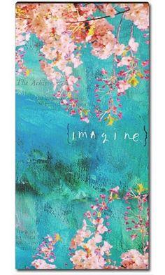 imagine... beautiful image.  beautiful idea. by daisy.mimi.969