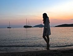 Summertime sadness..Sounio beach..Greece