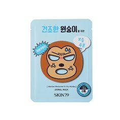 Skin79의 스킨79 원숭이 마스크 팩. 이 마스크팩 사용해보신 적 있으신가요?   이 화장품에는 21개의 성분이 포함되어있고,EWG등급이 3~6인 성분 Phenoxyethanol가 들어있어요.   이 성분들은 자주 쓰게 되면 인체에 영향을 미치는 좋지 못한 성분들이예요.피부를 위한 마스크팩, 앞으로는 성분도 꼭 체크하세요.건강한 피부를 위해 화장품성분 놓치지 않을꺼예요. #빅스페�