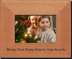 customizable picture frames - 0