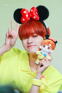 have u ever seen someone looking adorably cute? I'm gonna cry again 😭😍 Credit: dm me if this is your photo of daehwi and I'll Give proper credit Kim Donghyun, King Pic, David Lee, Set Me Free, Lee Daehwi, Kpop, Beautiful Children, New Music, Minnie Mouse