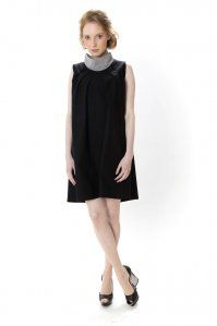 Cuichi 1 High Neck Dress, Dresses For Work, Fashion, Viva Mexico, Moda, Fasion, Trendy Fashion, High Neckline Dress, La Mode