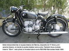 Classic Car News Pics And Videos From Around The World Motos Bmw, Bmw Motorbikes, Bmw Scrambler, Bmw Vintage, Vintage Cafe Racer, Bobber Bikes, Motocross Bikes, Antique Motorcycles, Bmw Motorcycles